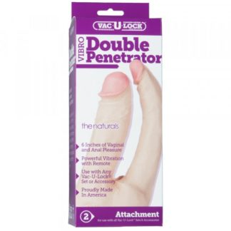 Double Penetrator