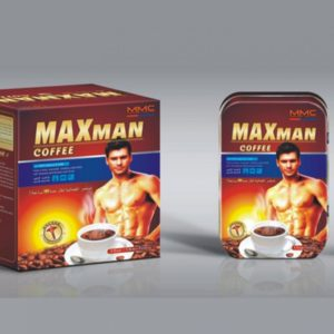 Maxman Coffee Sexual Enhancer For Men