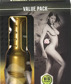Fleshlight Cup Girl Masturbator With vibrator