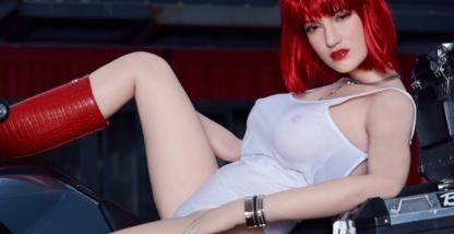 Silicone Sex Dolls Hot Rod Girl