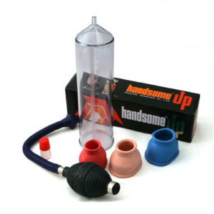 Penis Enlargement Pump Handsome UP For Men
