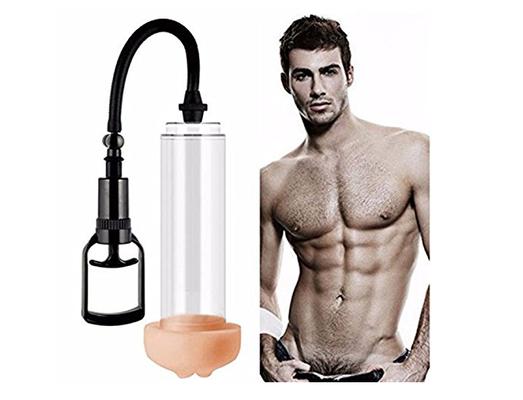 Penis Pump Max Endurance Vibrating
